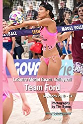 LeSutra Model Beach Volleyball Team Ford lookbook 2016 - 04 (LeSutra Model Beach Volleyball Lookbook 2016) (English Edition)