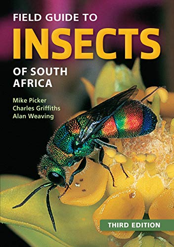 Field Guide to Insects of South Africa (Struik Nature Field Guides) (English Edition) -