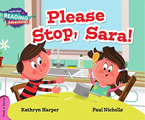 Please stop, Sara