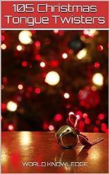 105 Christmas Tongue Twisters (English Edition)