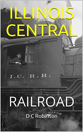 illinois-central-railroad-english-edition