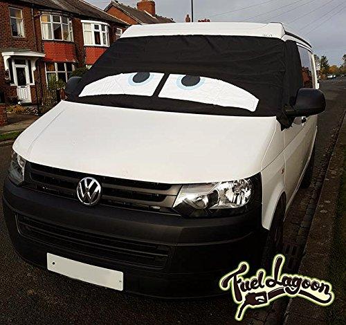 Preisvergleich Produktbild Danny Transporter T5 Fenster Bildschirm Vorhang Wrap Cover Frostschutz Jalousien Augen...