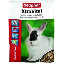 Beaphar Xtravital conejo junior, 1 kg