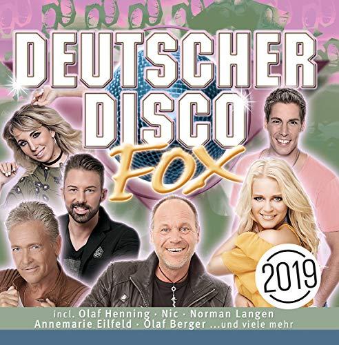 Deutscher Disco Fox 2019 Disco-rock