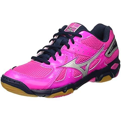Mizuno Wave Twister Wos - Zapatillas de voleibol Mujer