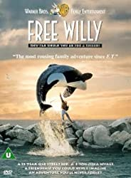 Free Willy [DVD] [1993] by Jason James Richter