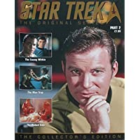 Star Trek - The Original Series - The Collector's Edition - Magazine Part 2 with DVD
