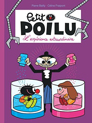 Petit Poilu - tome 15 - L'expérience extraordinaire