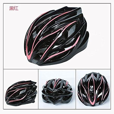 TKWMDZH® Corpo di bici bicicletta stampaggio ad uomini e donne equitazione etichette logo casco , 4