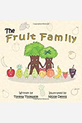 The Fruit Family (Butterfly Besitos Collection) Paperback