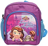 #7: Disney Junior 12 Litres Kids Backpack, in Disney Junior Characters (Sofia the First)