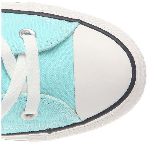 Converse Ctas Core Hi, Baskets mode mixte adulte Bleu (Turquoise)