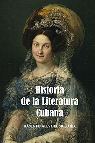 Descargar Libro Historia de la Literatura Cubana de Gerardo Sanchez