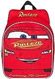 Saetta McQueen zaino Cars 3 peluche anteriore scuola bag Disney personaggio - regalo perfetto per bambini