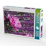 CALVENDO Puzzle Pinke Pfingstrose 1000 Teile Lege-Größe 48 x 64 cm Foto-Puzzle Bild von Gisela Kruse