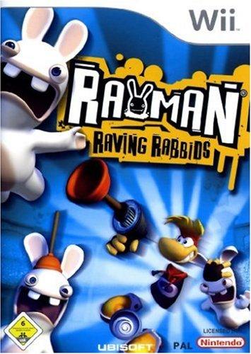Ubisoft Rayman Raving Rabbids
