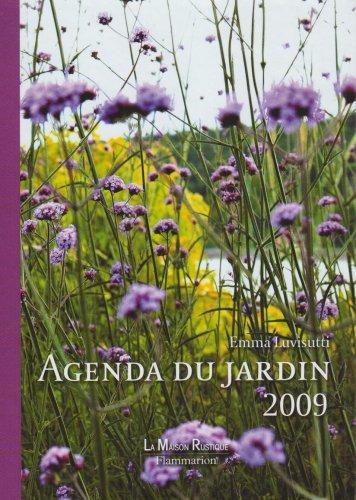Agenda du Jardin 2009