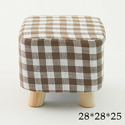 Dana Carrie Hocker Hocker stilvoll kreative kleine Bänke home Hocker Massivholz runder Hocker Sofa ist, dass Sie das Quartett zu implementieren.