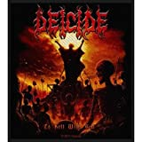 Deicide - Patch To hell with God (in One Size)