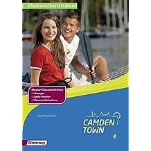 Camden Town - Allgemeine Ausgabe 2012 für Gymnasien: Klassenarbeitstrainer 4