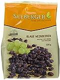 Seeberger Blaue Weinbeeren, 8er Pack (8 x 500 g Packung)