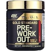 Optimum Nutrition Gold Standard Pre Workout Energie Pulver Shake (mit Kreatin Monohydrat, Beta Alanin, Koffein... preisvergleich bei fajdalomcsillapitas.eu
