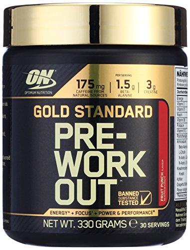 Optimum Nutrition Gold Standard Pre-Workout-Booster - 330g