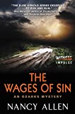 Front cover for the book The Wages of Sin: An Ozarks Mystery (Ozarks Mysteries) by Nancy Allen