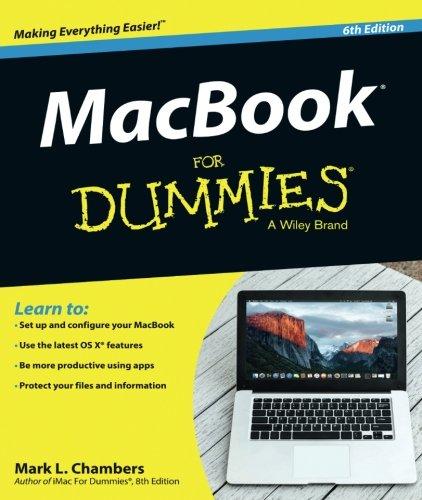MacBook FD, 6E (For Dummies (Computers))