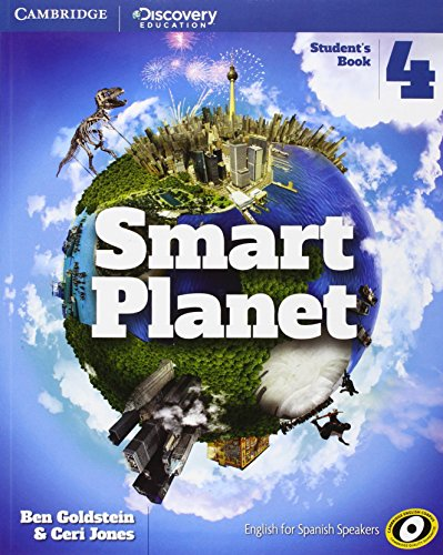 Smart Planet Level 4 Student's Book with DVD-ROM - 9788490367803 por Ben Goldstein