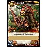 World of Warcraft Savage Raptor Surprise