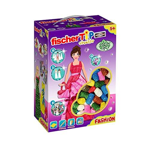 fischer TiP Fashion Box, Bastelset, für Kinder ab 5 Jahre - 520391