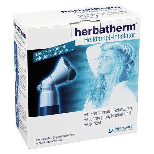 HERBATHERM Heildampf-Inhalator HT-10, 1 St