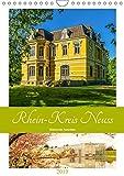 Rhein-Kreis Neuss - Malerische Ansichten (Wandkalender 2019 DIN A4 hoch): Die niederrheinische Region von ihrer schönsten Seite (Monatskalender, 14 Seiten ) (CALVENDO Orte) - Bettina Hackstein