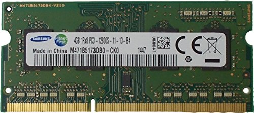 Samsung ram memory 4GB (1 x 4GB) DDR3 PC3-12800,1600MHz, 204 PIN SODIMM for laptops 4 Gb Laptop