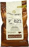 Callebaut Chocolate Milk 33.6 Percent Easi-Melt Buttons Callets 2.5 Kg