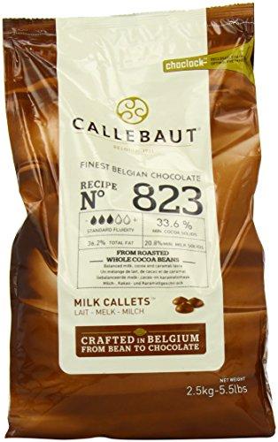 Vollmilch, Callets, 33% Kakao, 2,5 kg