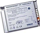 Osram EVG Vorschaltgerät PTi 35 Watt 220-240 Volt Einbaugerät S für CDM/HCI / HQI