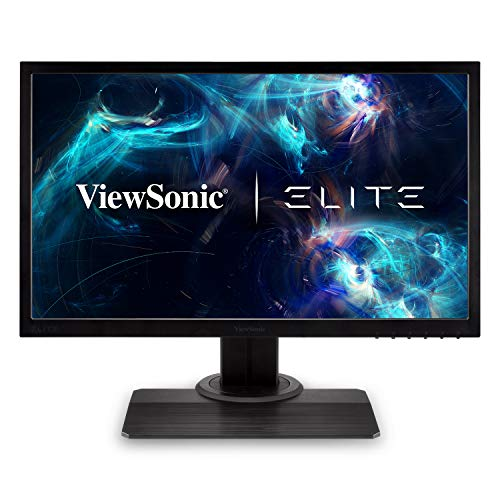 Viewsonic XG240R Pantalla para PC 61 cm (24') Full HD LED Plana Negro - Monitor (61 cm (24'), 1920 x 1080 Pixeles, Full HD, LED, 5 ms, Negro)