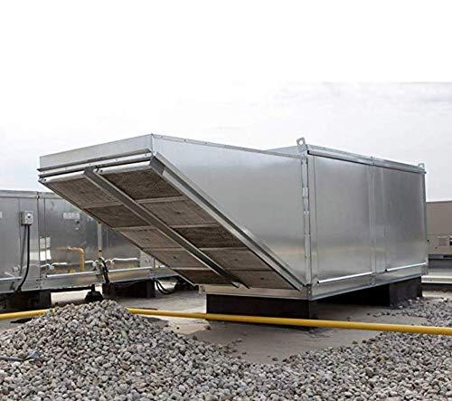 Trophy Air Ersatz-Luftfilter - strapazierfähiger Aluminium-Luftfilter - Reiniger, rostbeständig und wiederverwendbar, maximale Staubfilterung, ideal für industrielle, gewerbliche Nutzung 16x25x2