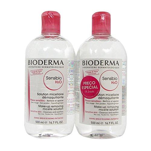 Scheda dettagliata Bioderma Sensibio Pack Crealine H2o Micelle Sollution 2x500ml