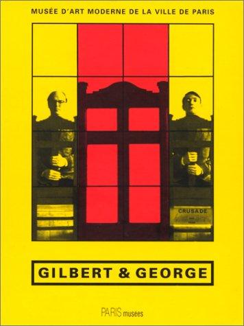 Gilbert & George, bilingue français/anglais : Musée d'art moderne de la Ville de Paris par Collectif