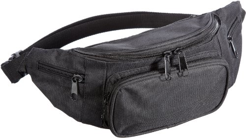 eastpak hip bag Southwest Bound Gürteltasche, schwarz, 20 x 7 cm, 03900-0100
