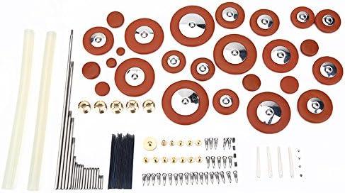 Dilwe Outils de réparation bricolage de saxophone Alto, ensemble outils de bricolage réparation Accessoires d'instruHommes t de musique saxophone Alto B07CWMHJ1K 7828d1