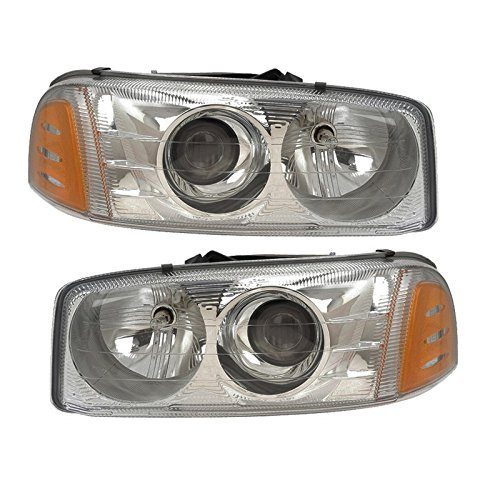 gmc-yukon-denail-headlights-with-projectors-headlamps-driver-passenger-pair-new-by-headlights-depot