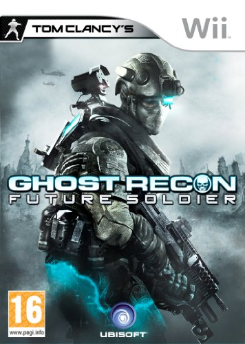 Ghost Recon Future Soldier [AT PEGI]