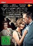 Yester - Der Name stimmt doch? / Spannender Psychothriller mit Horst Tappert (Pidax Film-Klassiker)