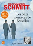 Les deux messieurs de Bruxelles: Livre audio 1 CD MP3...