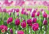 Traumhafte Frühlingsblüher (Wandkalender 2018 DIN A3 quer): Erleben Sie den Zauber des Frühlings in 12 Monaten (Geburtstagskalender, 14 Seiten ) ... [Kalender] [Apr 01, 2017] Cross, Martina