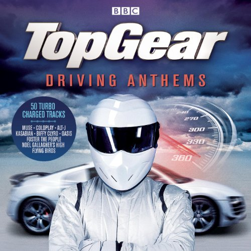 Top Gear Driving Anthems [Clean]